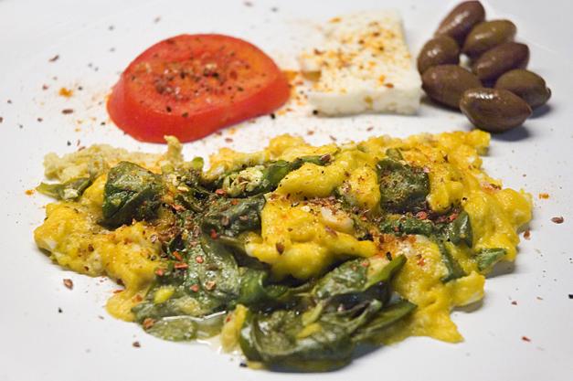 Omlet (Semizotlu)